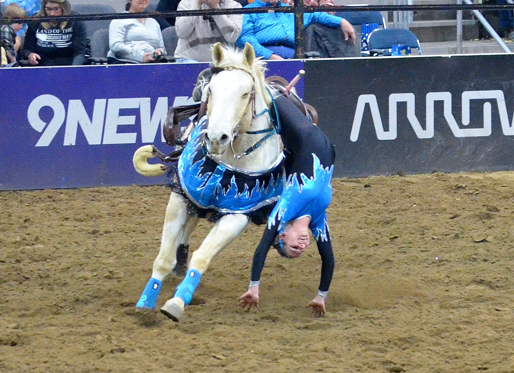 Denver Stock Show 2020.2020 National Western Stock Show Rodeo Westernaires