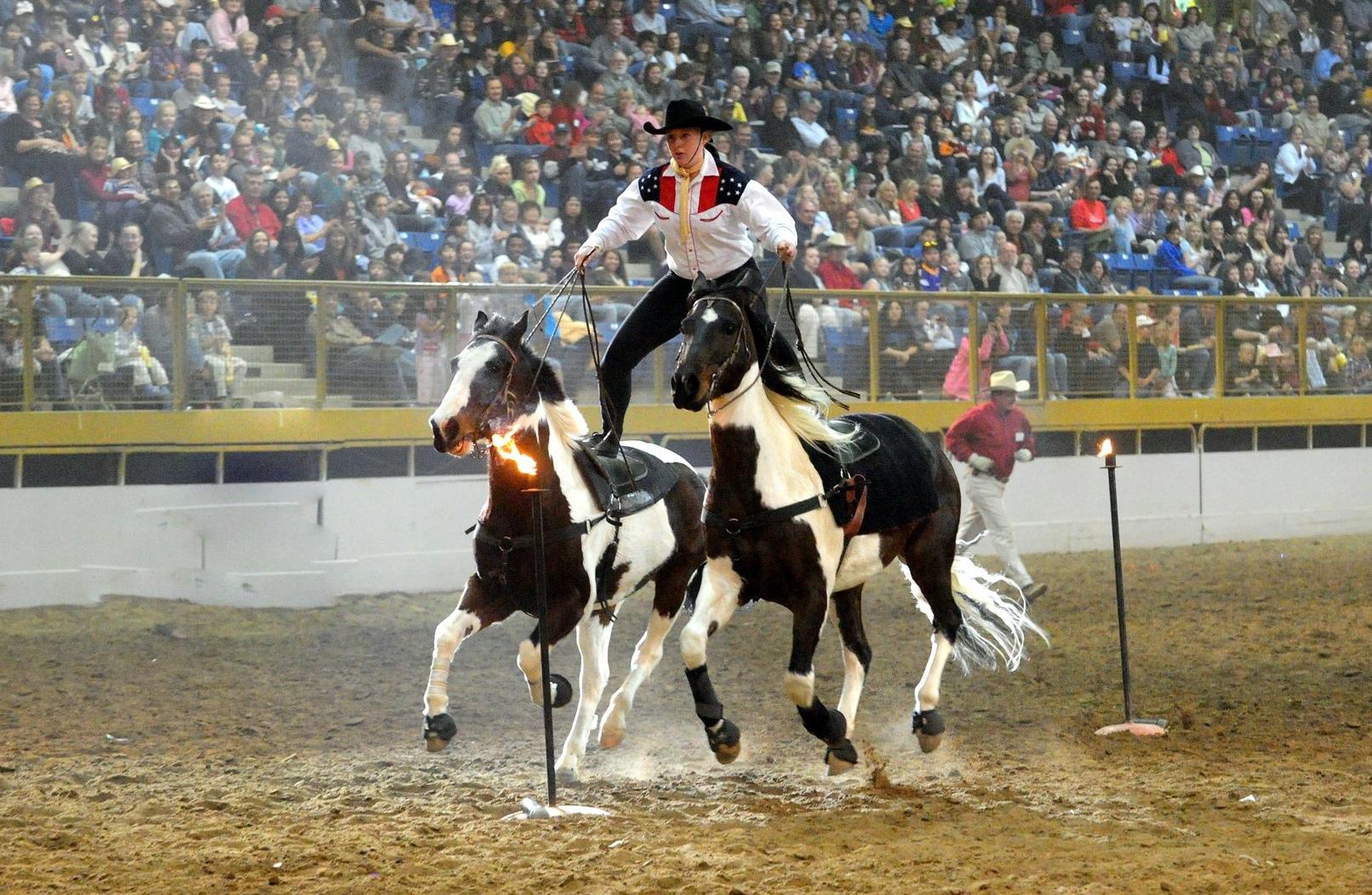 Horsecapades Annual Show Westernaires
