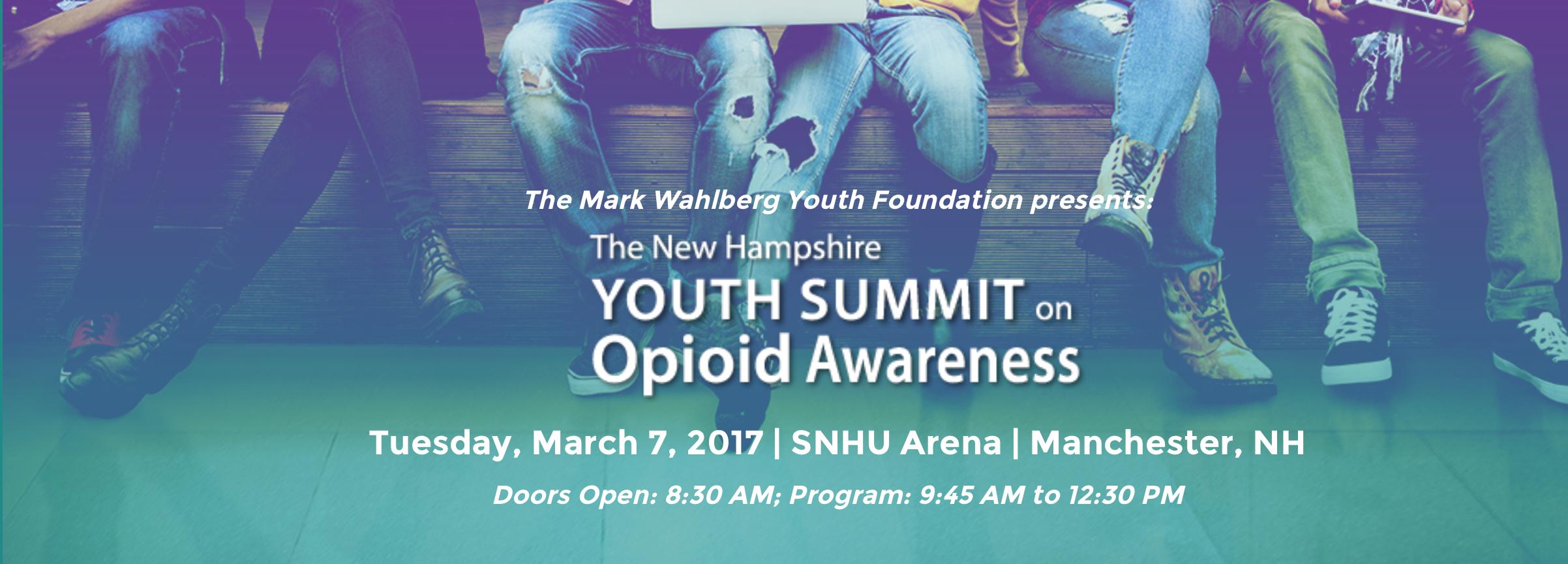 Youth Summit on Opioid Awareness