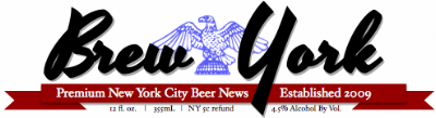 Brew York NY BARch Madness Champion 2014     VOTED BEST BEER BAR IN NYC IN A TOURNAMENT OF 64 BARS