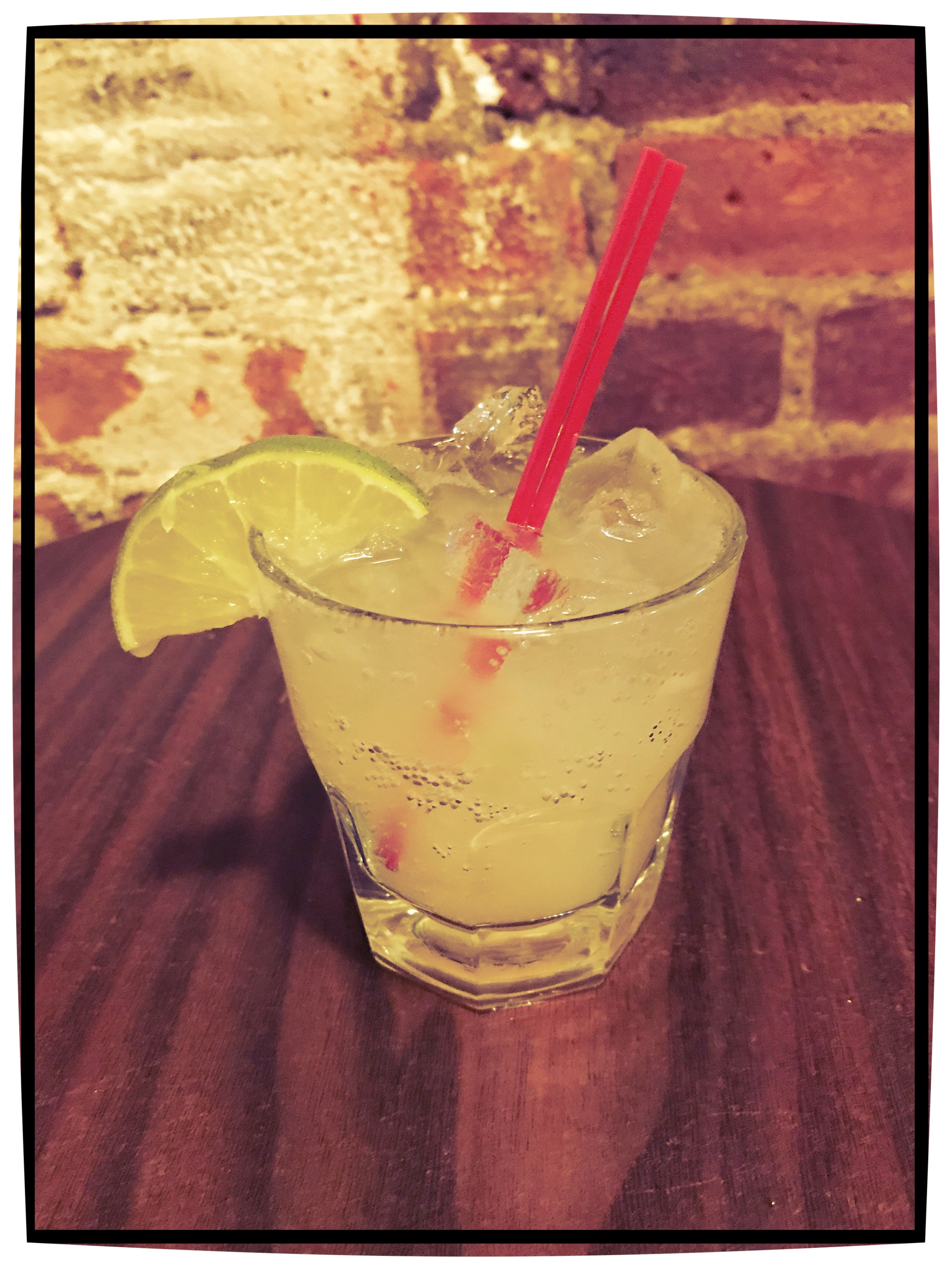 Ralph's Grandma $11 - Aviation Gin, Elderflower Liqueur,Hint of Sour, Dash of Grapefruit, Burst of Soda