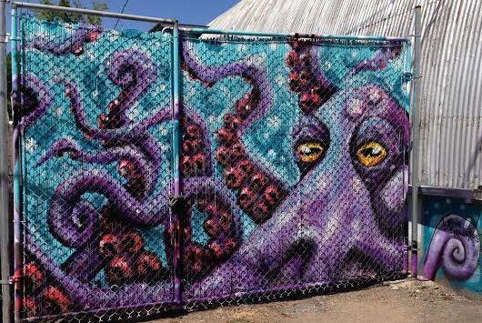 2. Untitled/Octopus (2015), by Bayne Gardner