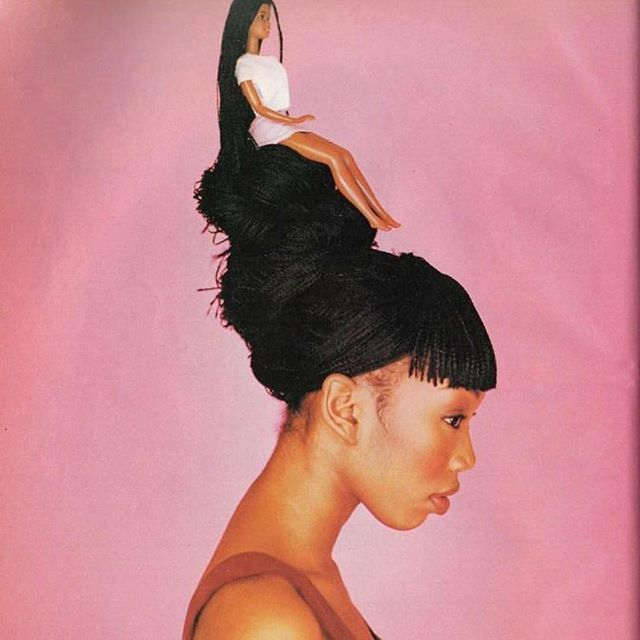 Boss-Ish. ✨ (via @intersectionwkly ・・・ Brandy is the latest artist to purchase their master recordings from Atlantic Records, Epic Records & RCA Records. Learn more about what it means for artists to own their masters in this week's newsletter. You can access it through the link in the bio. #intersectionwkly  Image via @mubarachi.)