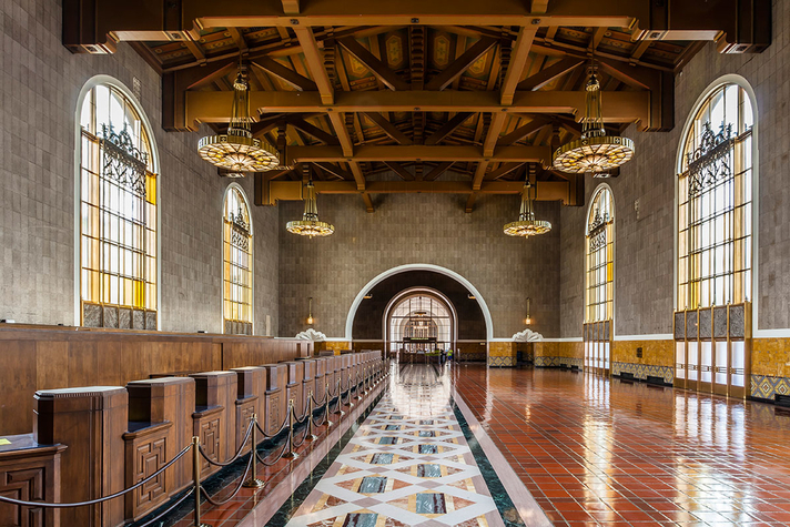 Union Station: Story of an L.A. Icon - Discover Los Angeles