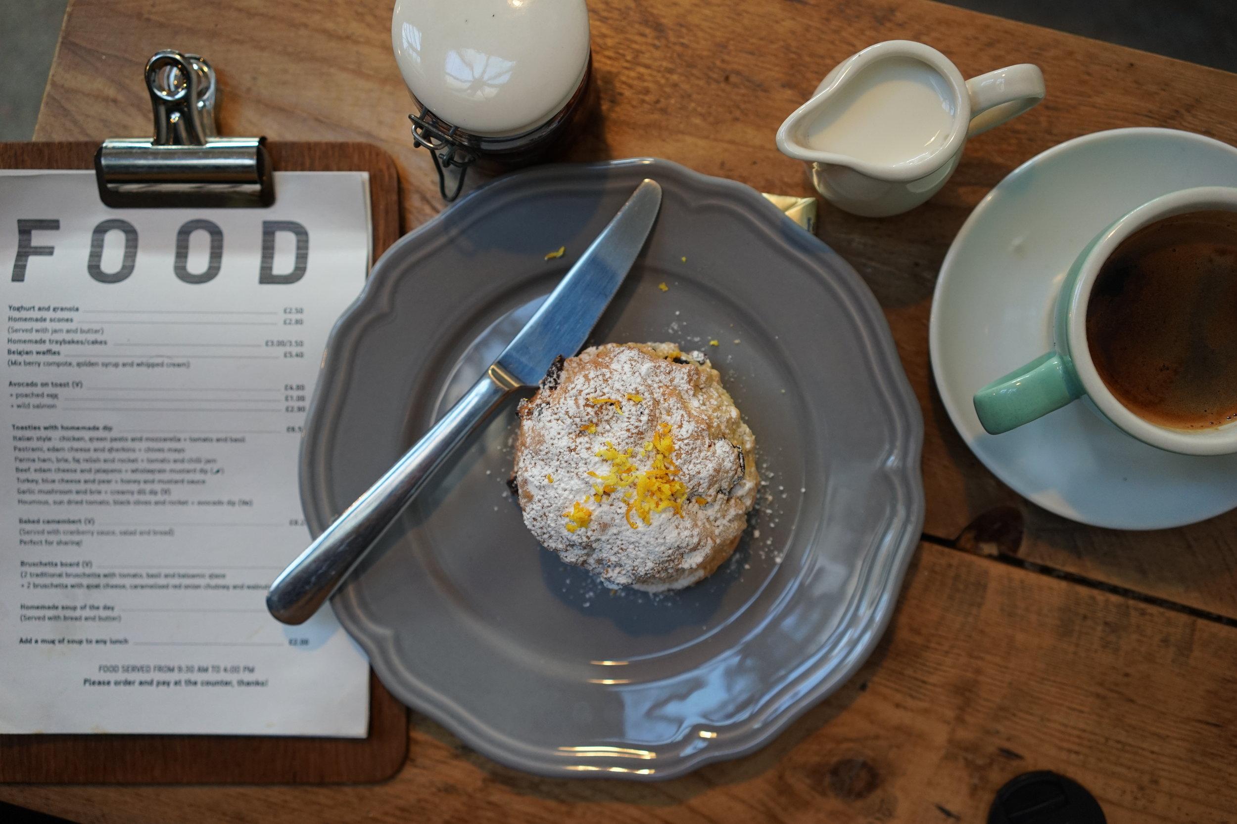 10 Best Coffee Shops in Edinburgh - Condé Nast Traveler