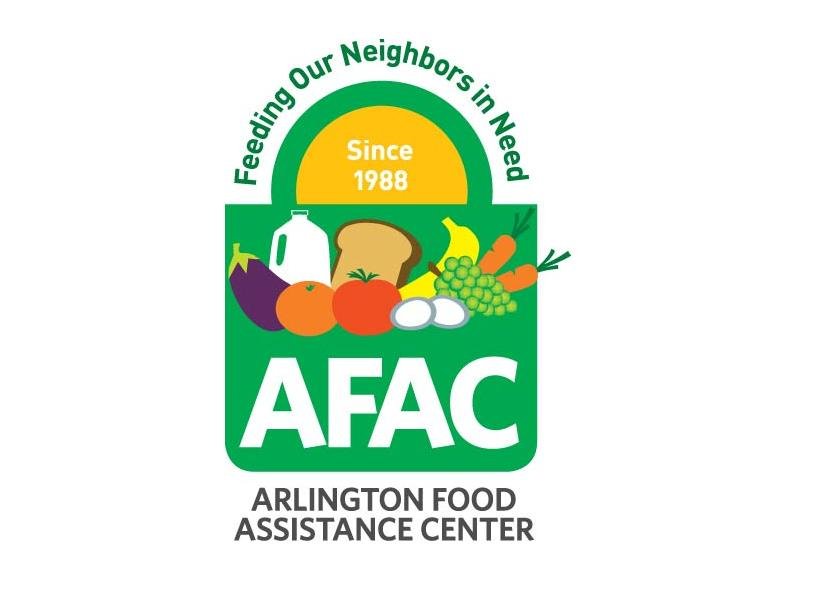 Arlington Food Assistance Center - A key resource for the needy in Arlington.  John Lyon VFW Post 3150 is proud to support the work of the Arlington Food Assistance Center
