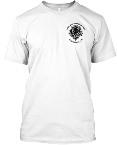 Men's Black Lion Tee's - More colors available!