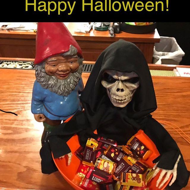 Happy Halloween from John Lyon VFW Post 3150 #vfwva #clarendoncourthouse #arlingtonva