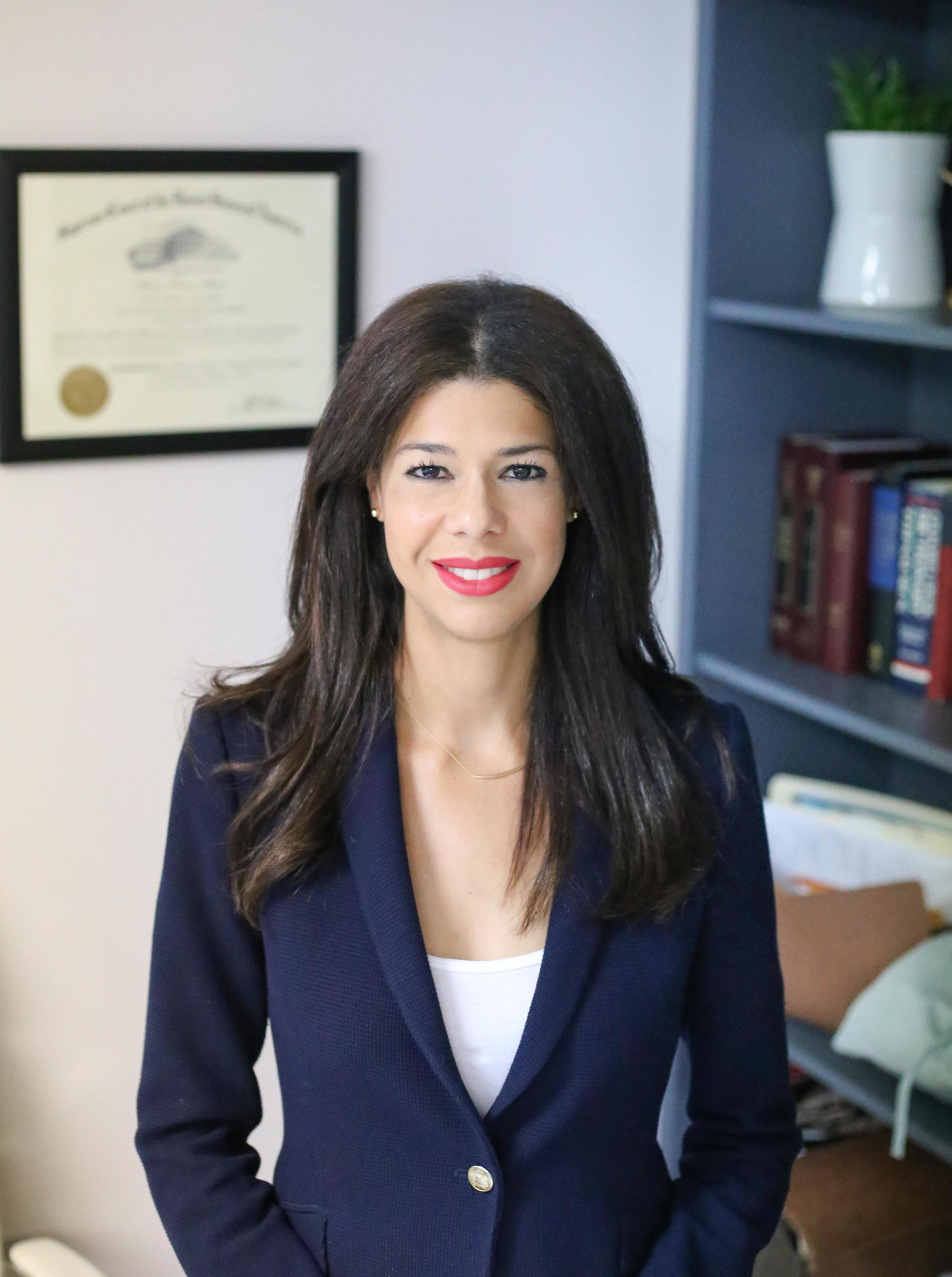 Maria Mateo, Founding Attorney