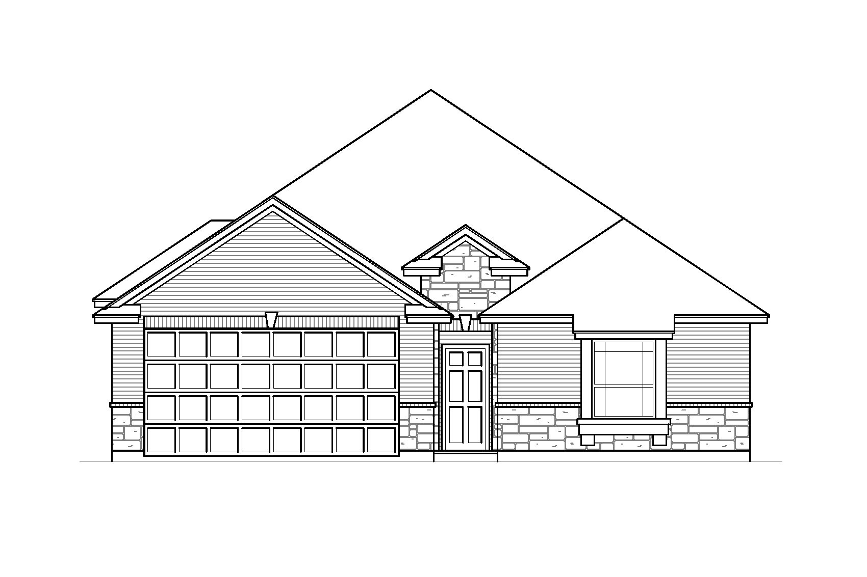 Bowie - 1690 Square Feet3-4 Bedrooms | 2 BathroomsStarting at $237,000