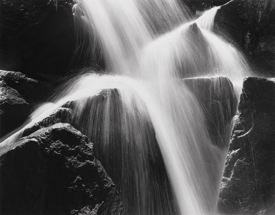 Cascade, Yosemite National Park, CA, 1974
