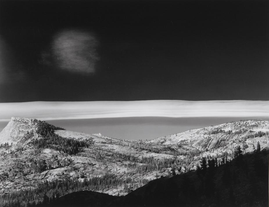 Sierra Wave Cloud, Yosemite National Park, CA, 1981