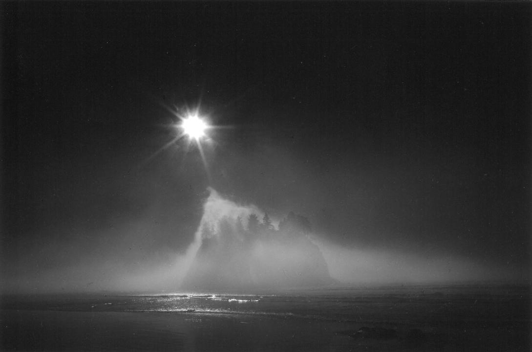 Sun and Sea Stacks, WA, 1999
