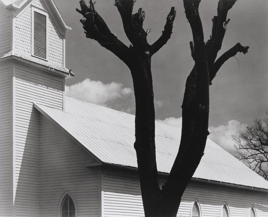 Church at New Pass, MO, 1978