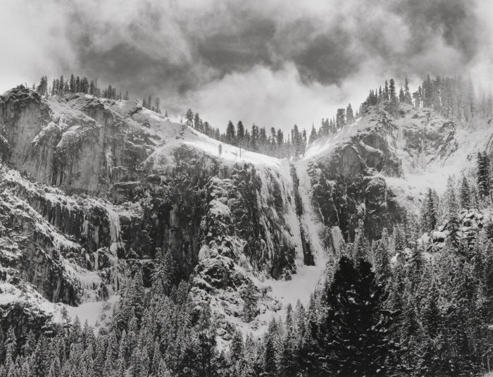 Above Inspiration Point, Yosemite National Park, CA, 2006
