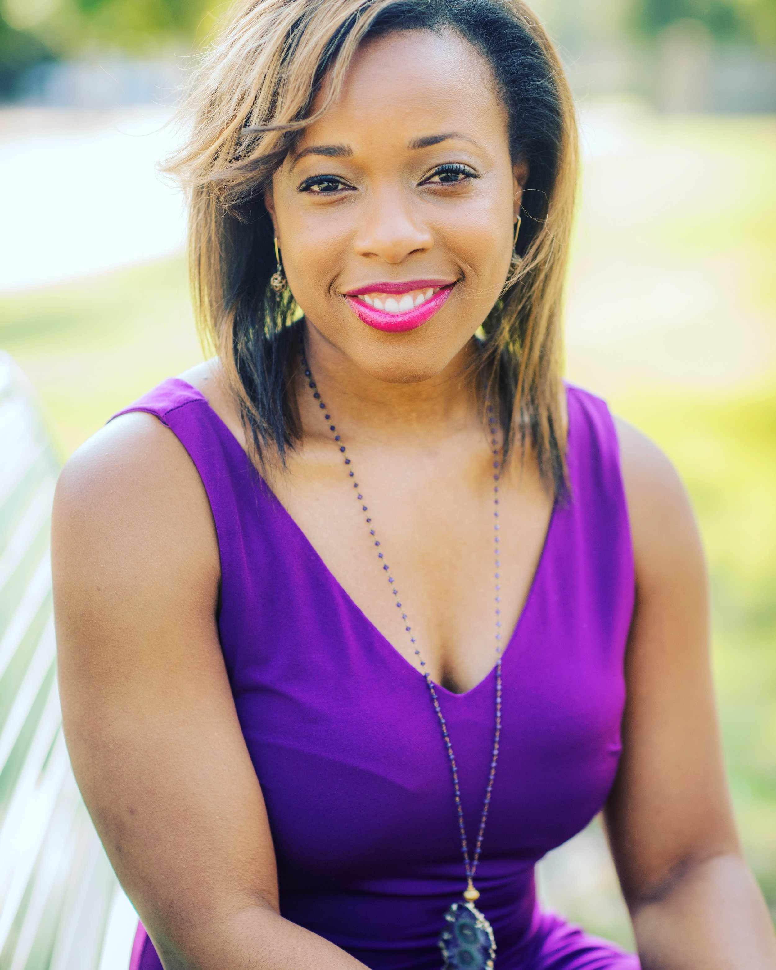 Roshawnna Novellus. Photo by J. Braxton Photography