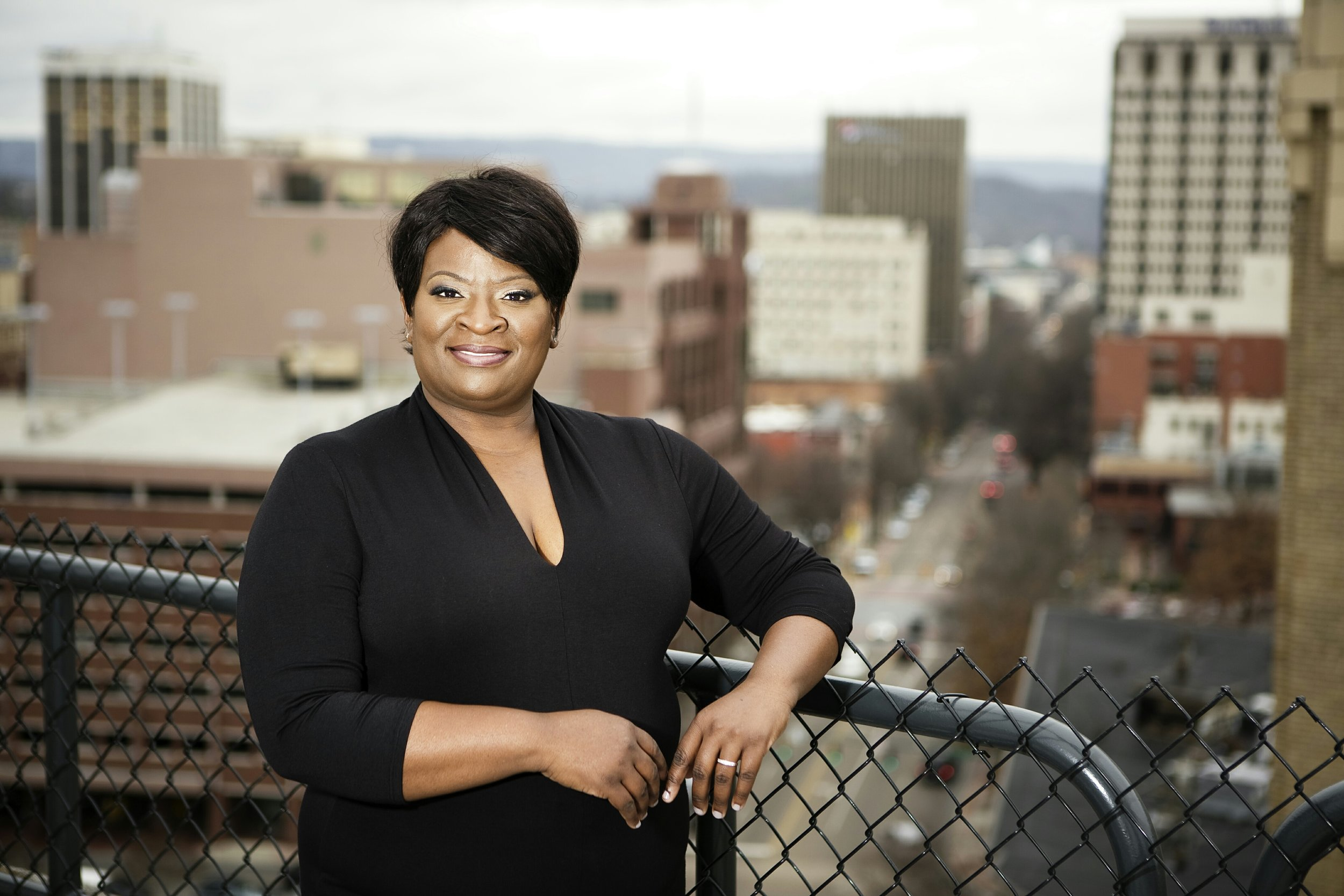 Felicia Jackson, Founder CPR Life Wrap (Photo Cred: Chris Wolfe