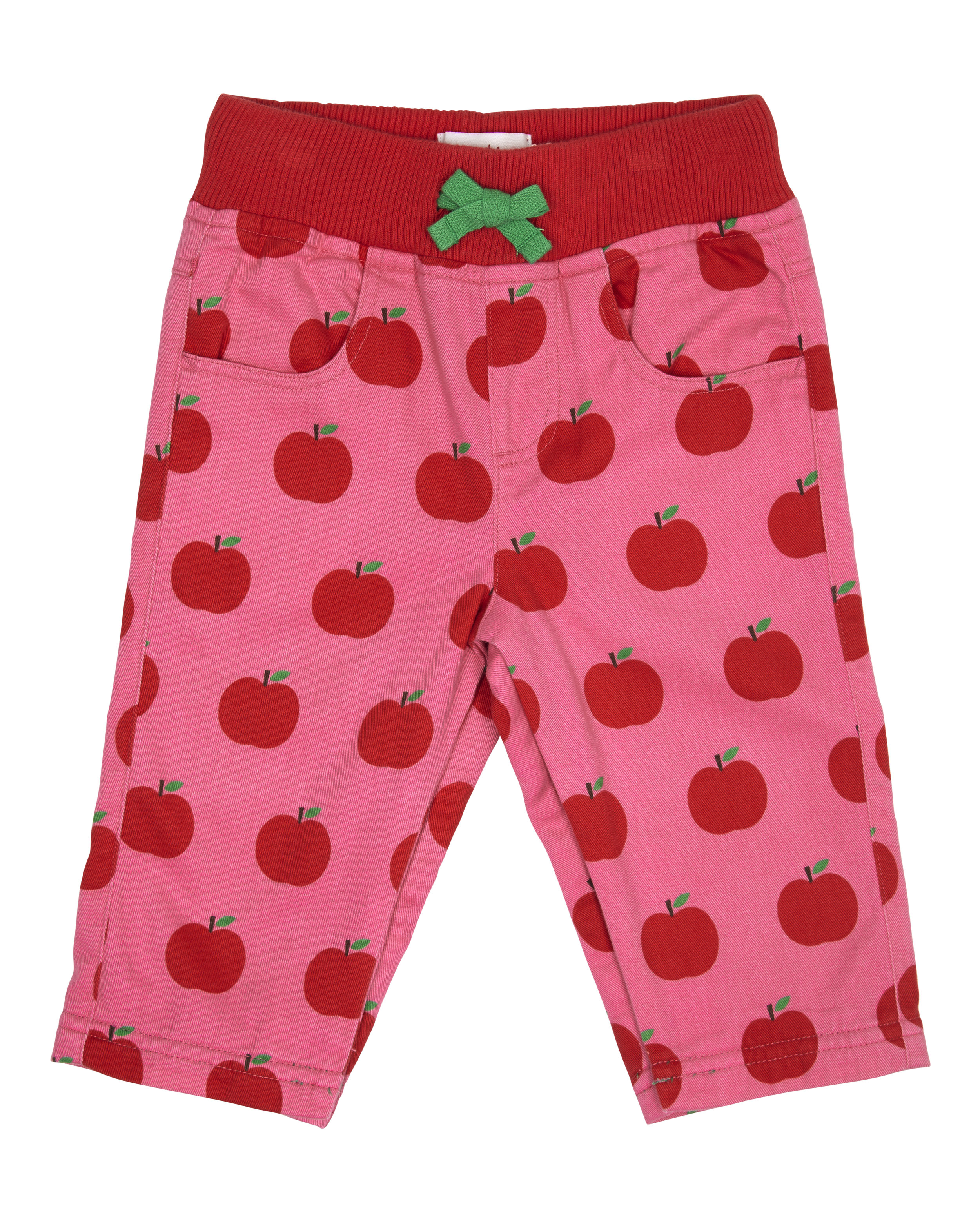 Toby Tiger strawberry trousers