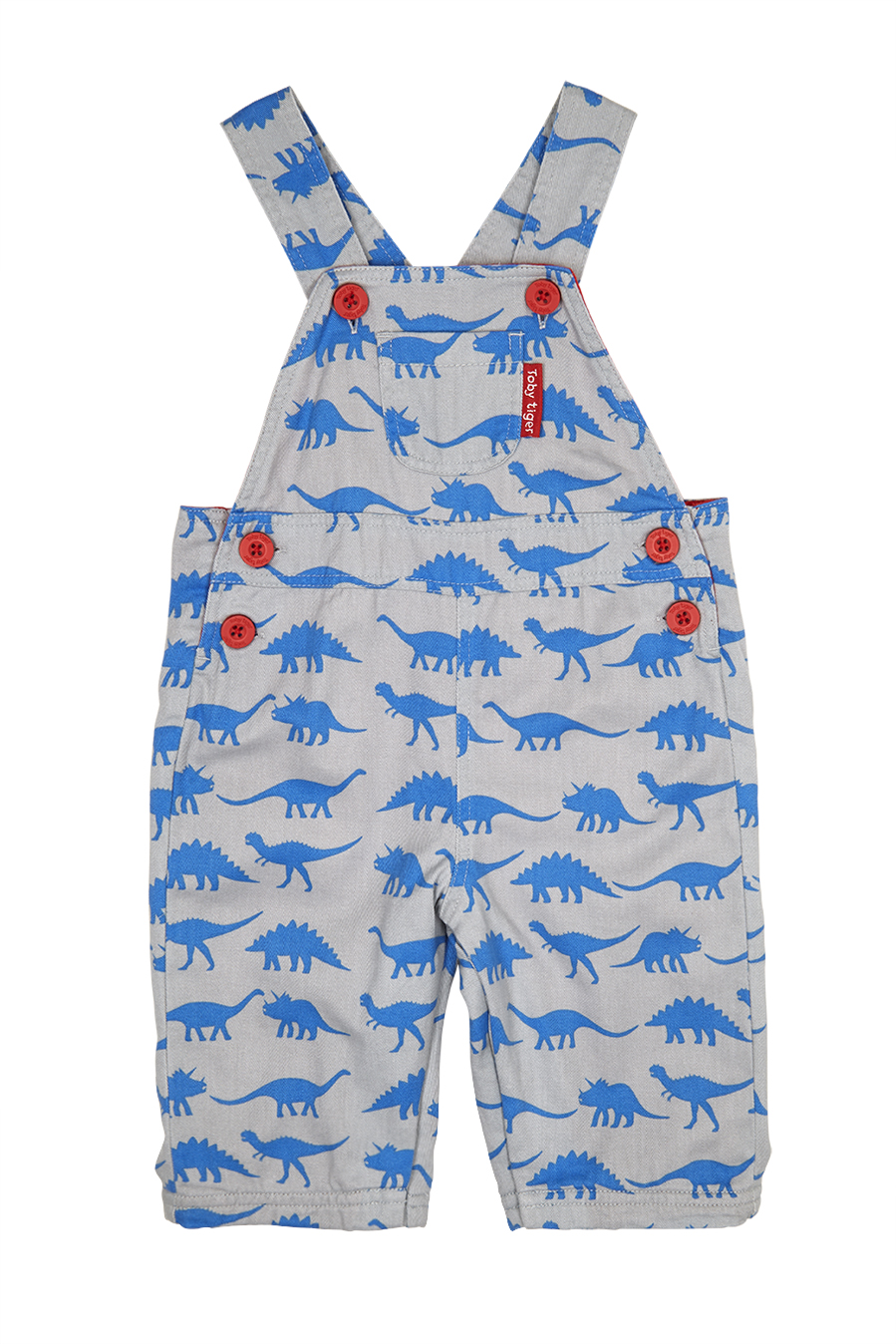 Toby Tiger- children's clothing- dungarees