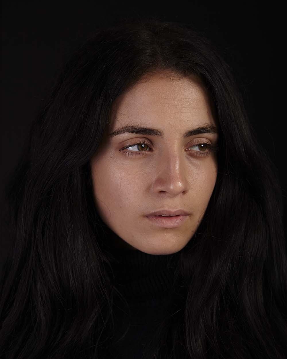 Denisa Jahlová - model