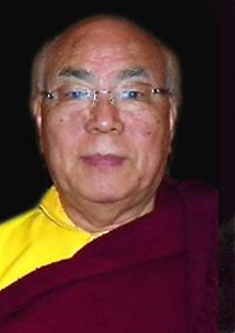 Venerable Lama Lodru Rinpoche