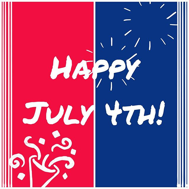 Happy July 4th lovelies! Hope your day is hot, cool, and tasty. #july4th #thursdaymotivation #summergram #summer #family #celebrate #happy