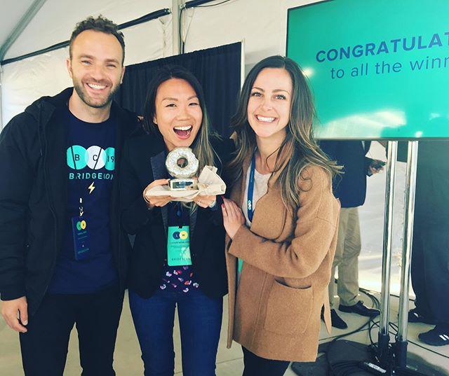 We won a silver doughnut! #cultureoflearning
