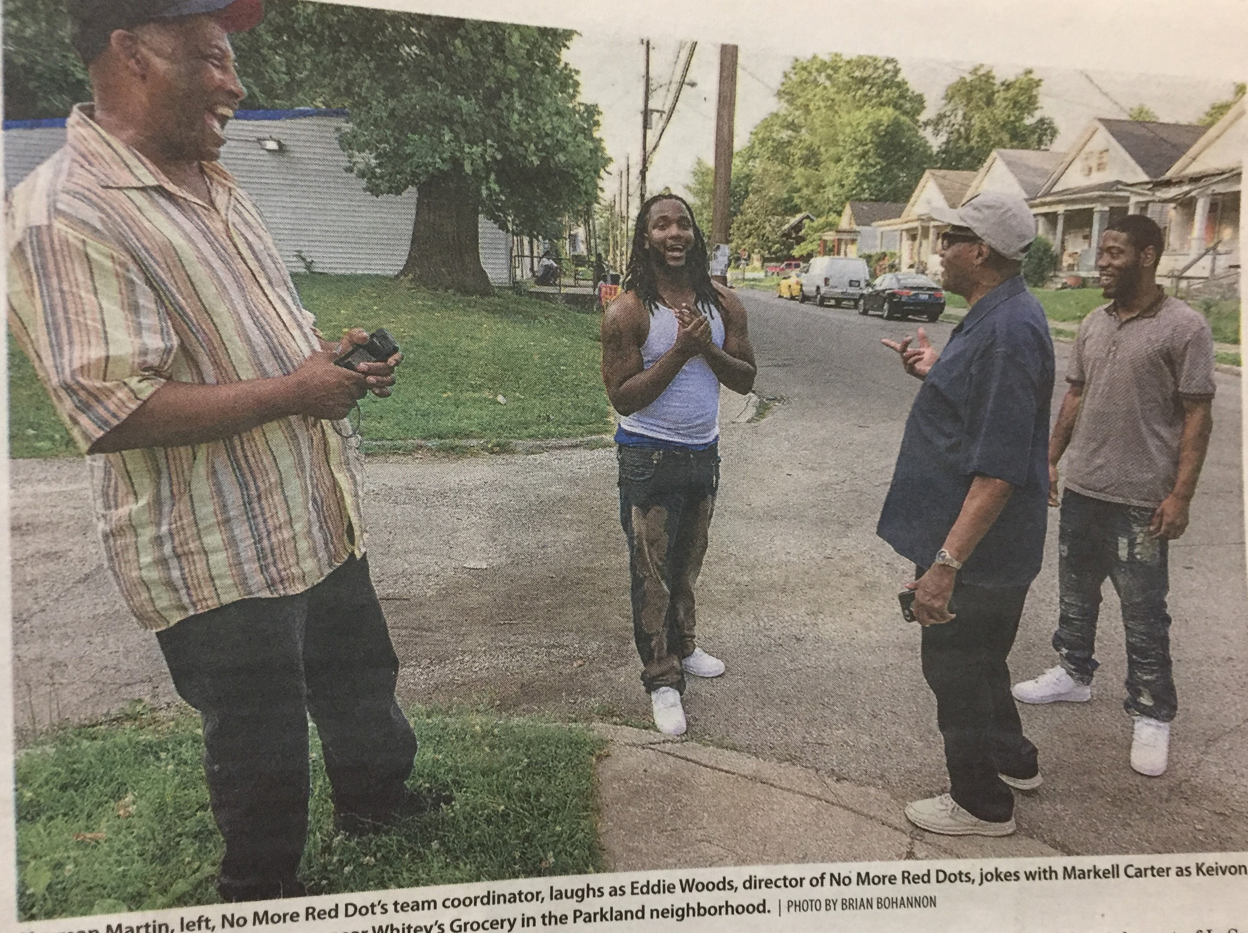 Louisville's Leo Weekly; Fight for Peace