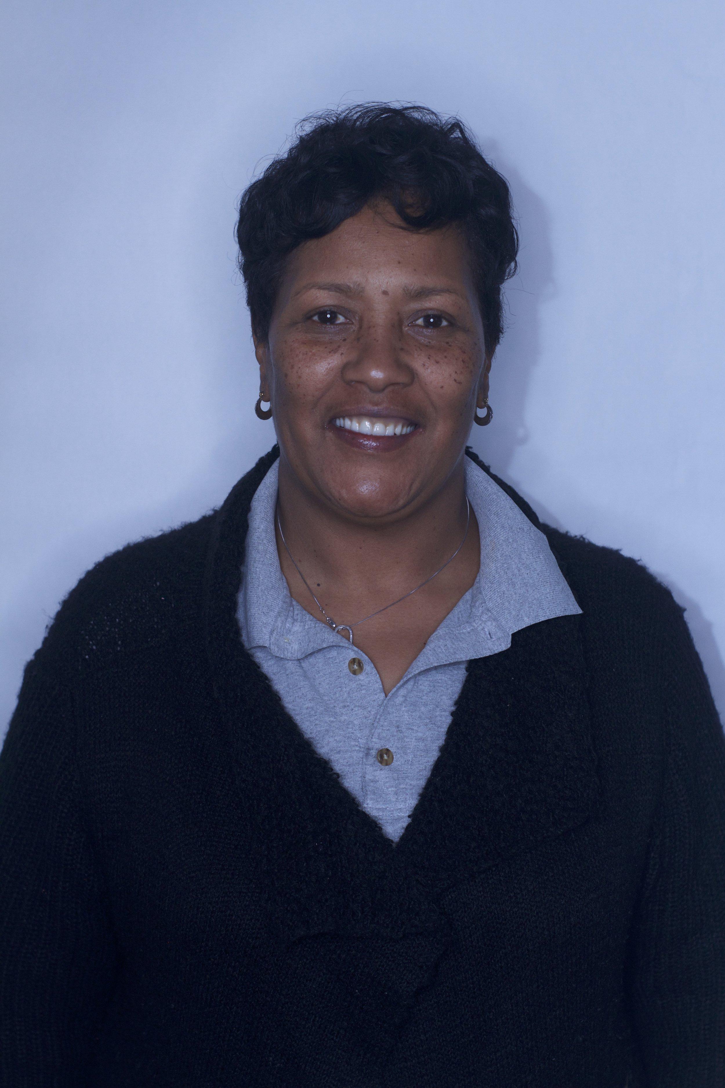 Connie Cherry   Outreach Supervisor
