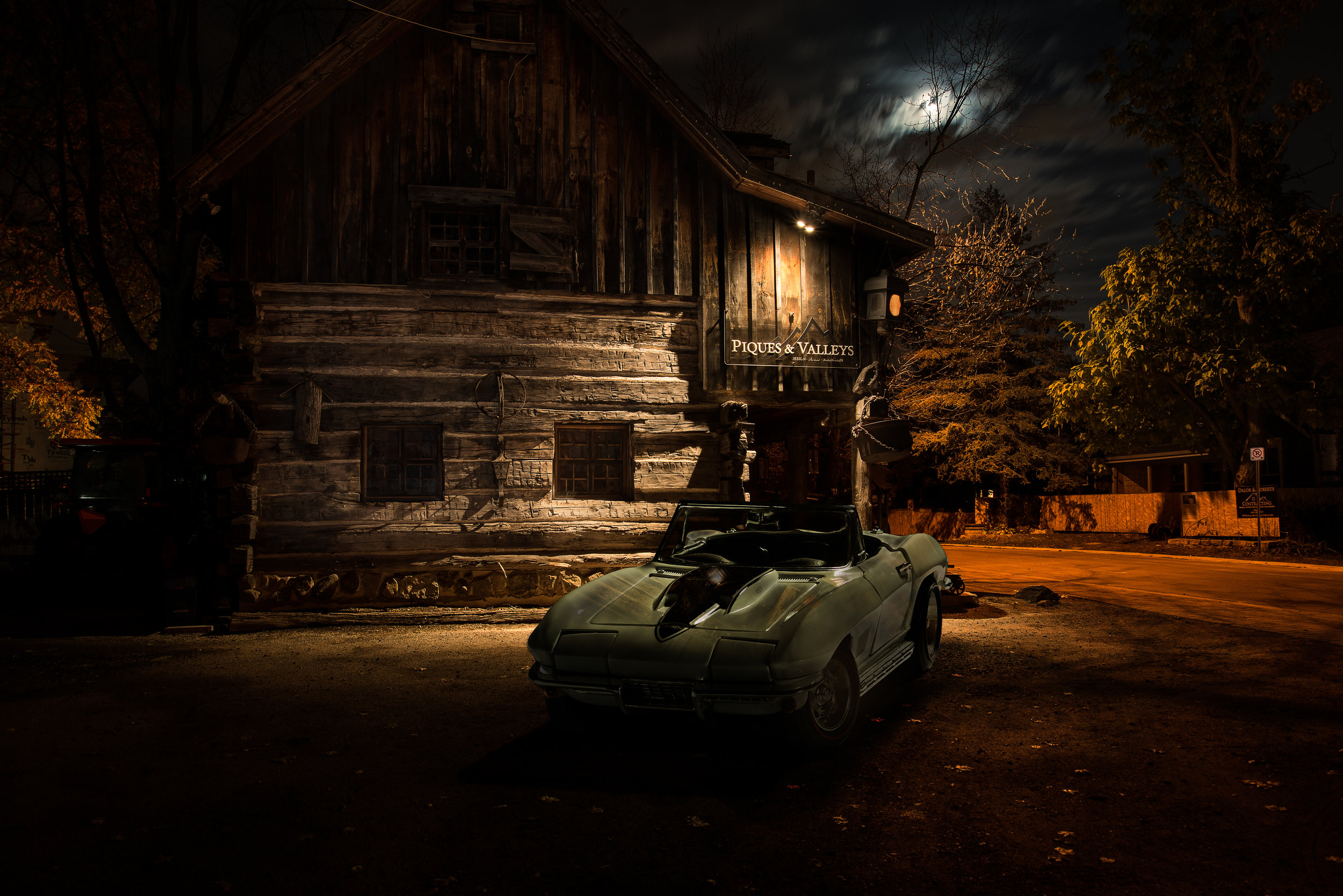 Toy Car (2 photo composite)