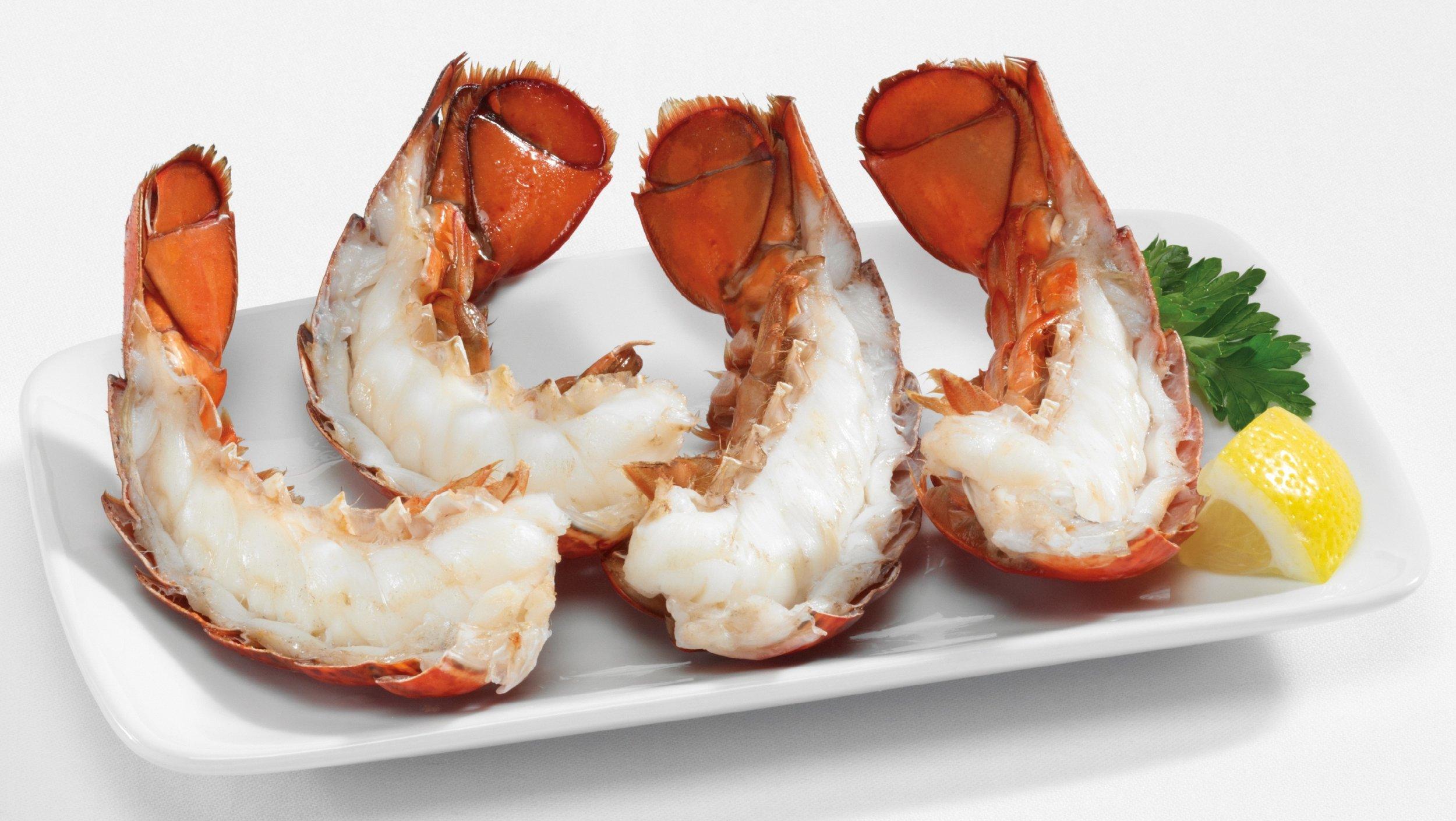 Split Lobster Tails