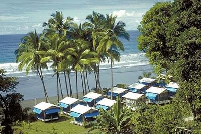 Costa Rica Beachfront Lodging