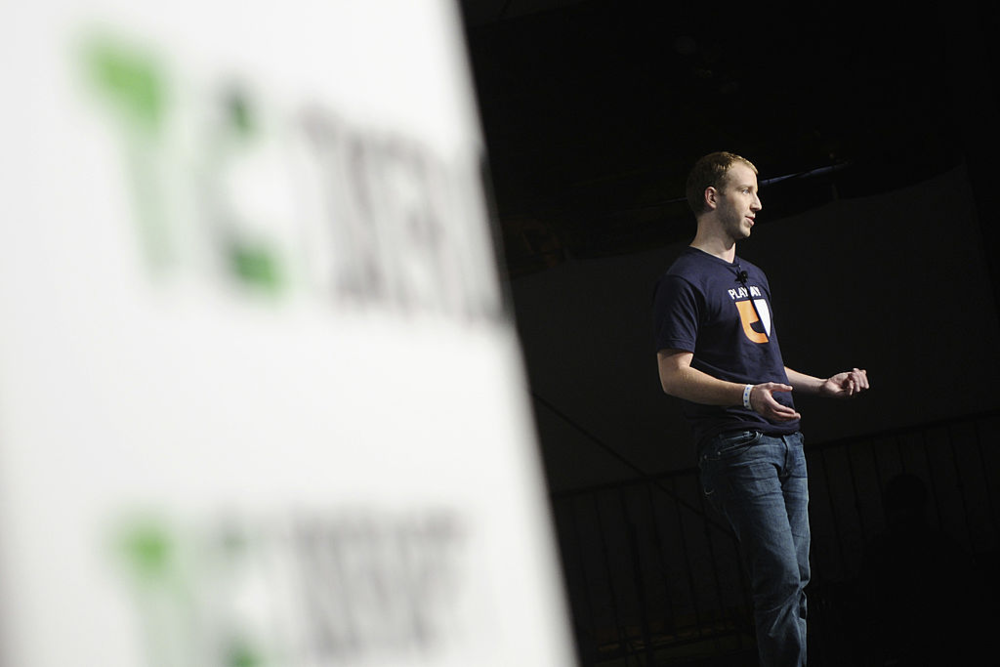 Presenting on stage in the Startup Battlefield Finals | Tech Crunch Disrupt 2011, San Francisco, CA