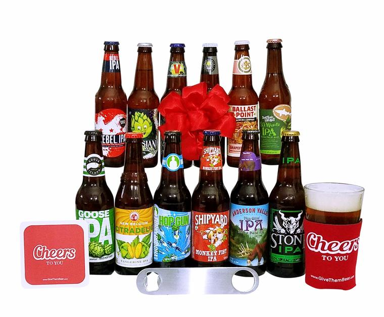 12 beers to celebrate a great year!