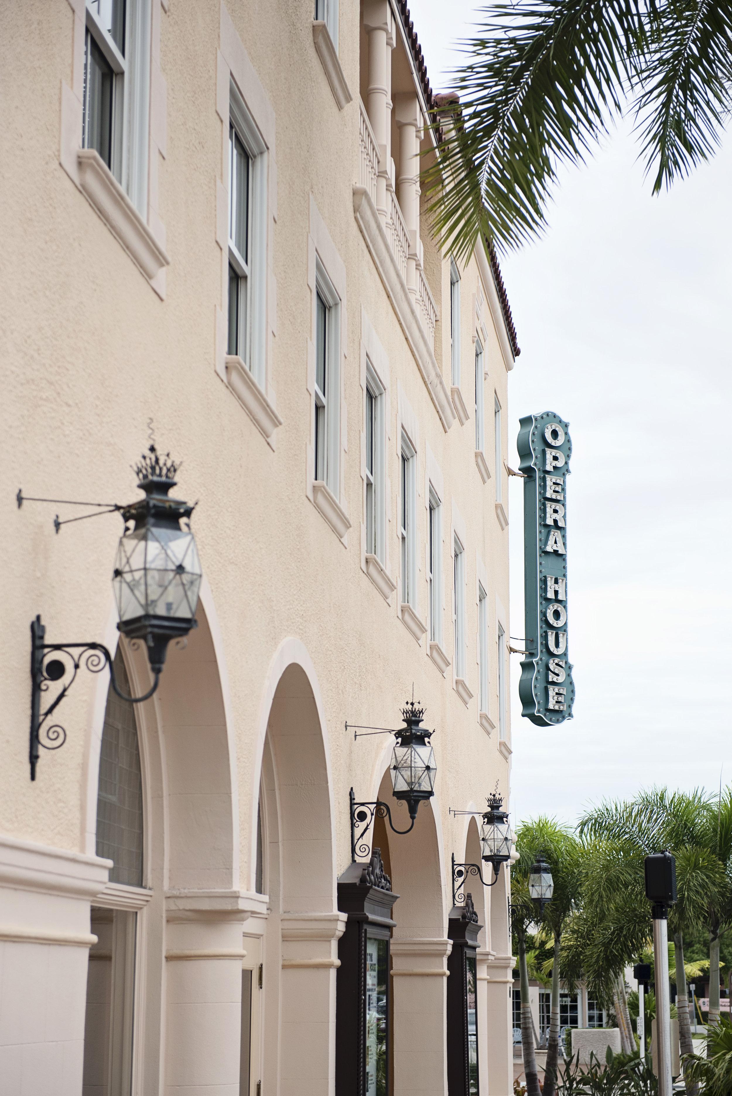 Sarasota's Opera House