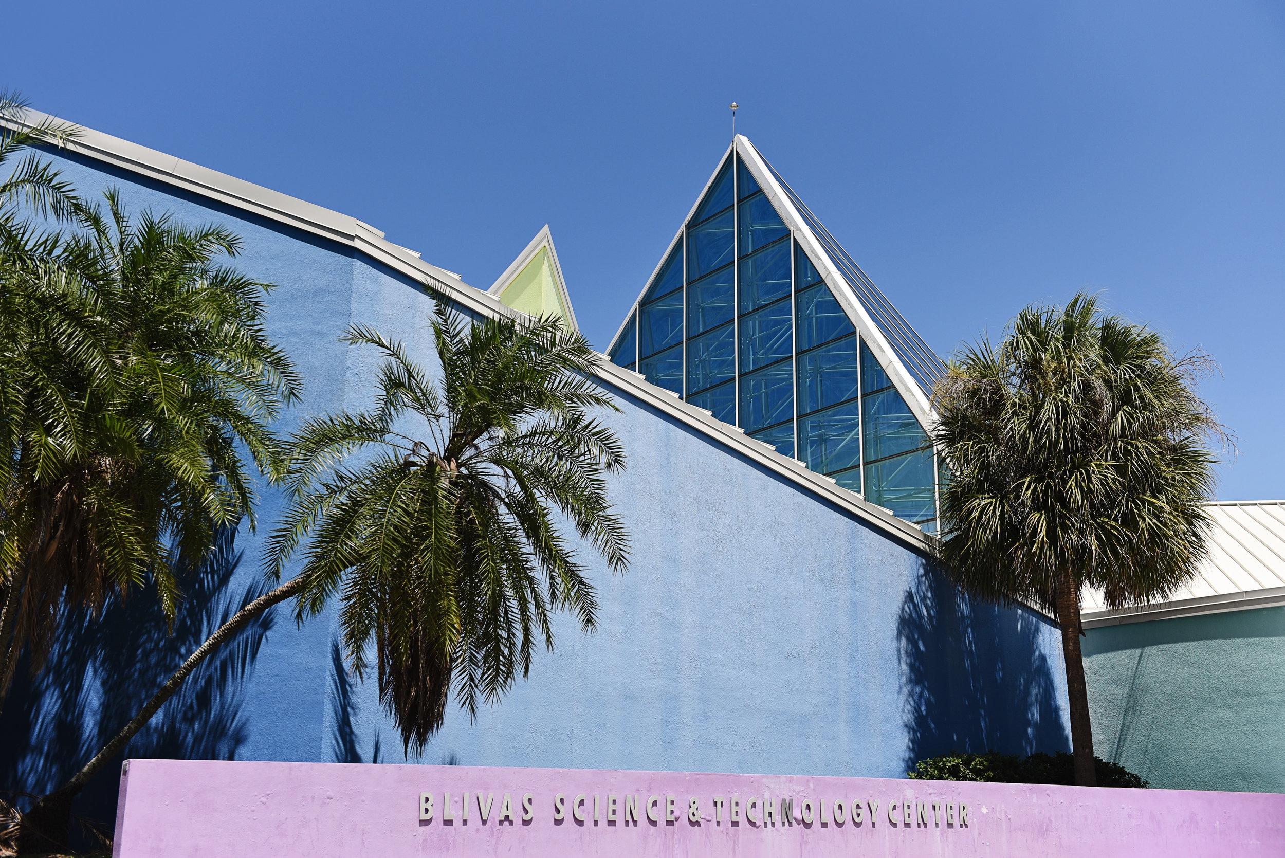 Blivas Science & Technology Center designed by Walter Netsch (SOM)