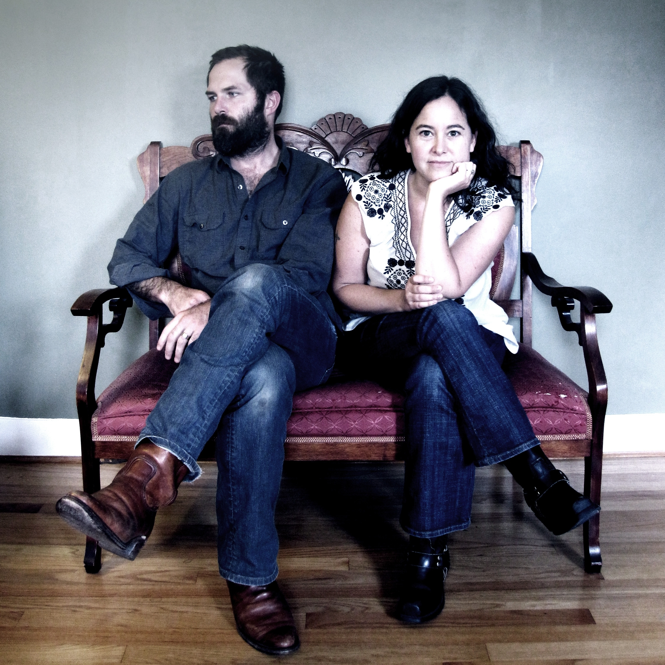Jeffrey Foucault and Lisa Olstein  [Press Release]