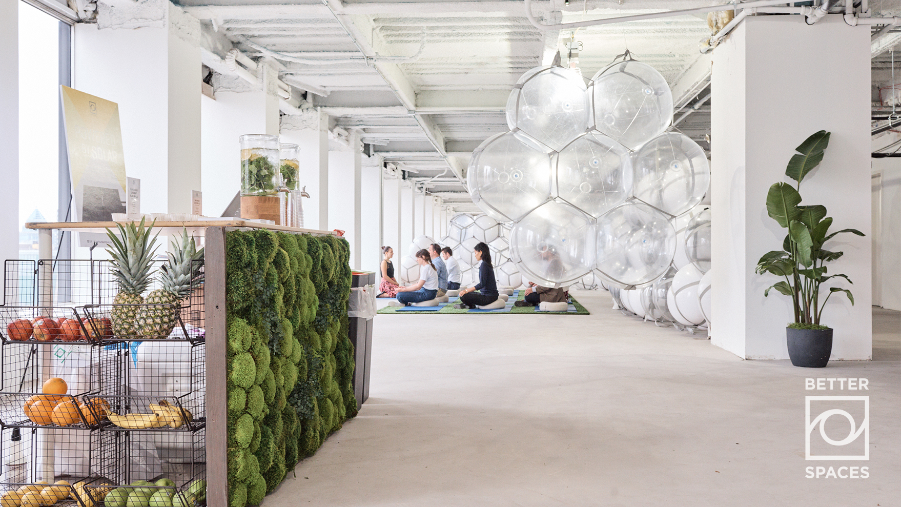 A Meditation Session in a Converted White Box Space   Photo Credit:    Bec Lorrimer , October 2017   Download for Web  |  Download for Print