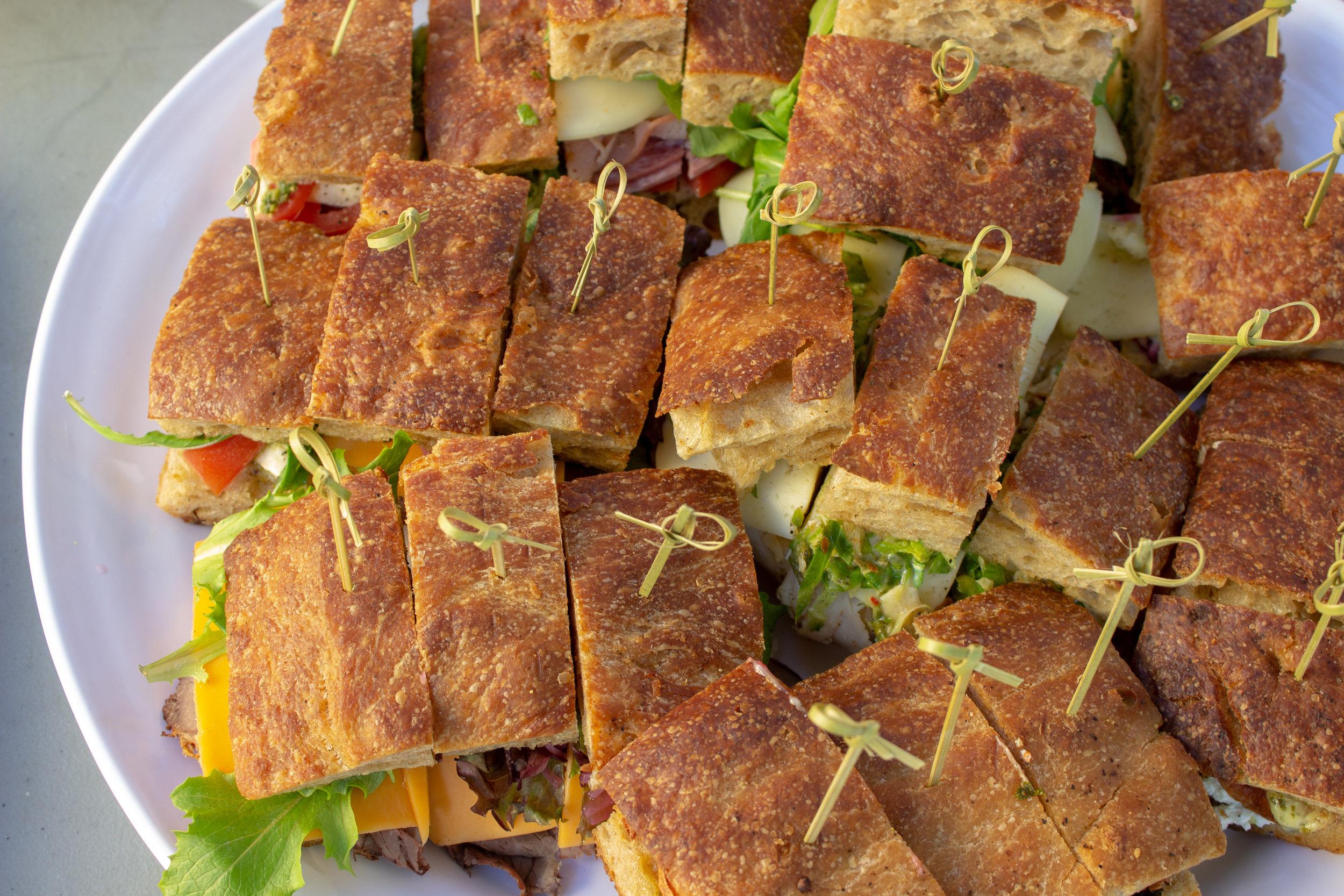 Mini Market Sandwich Platter