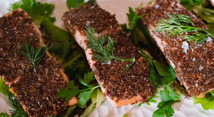 Roasted Salmon Filet