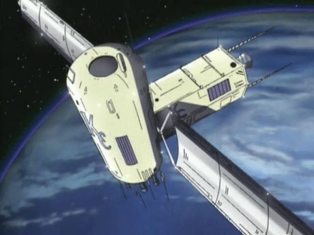 It cost over $150 million to design, build, and launch this KaibaCorp satellite into geostationary orbit so that Seto Kaiba could spy on his opponents while they played card games. #kaiba #setokaiba #yugioh #anime