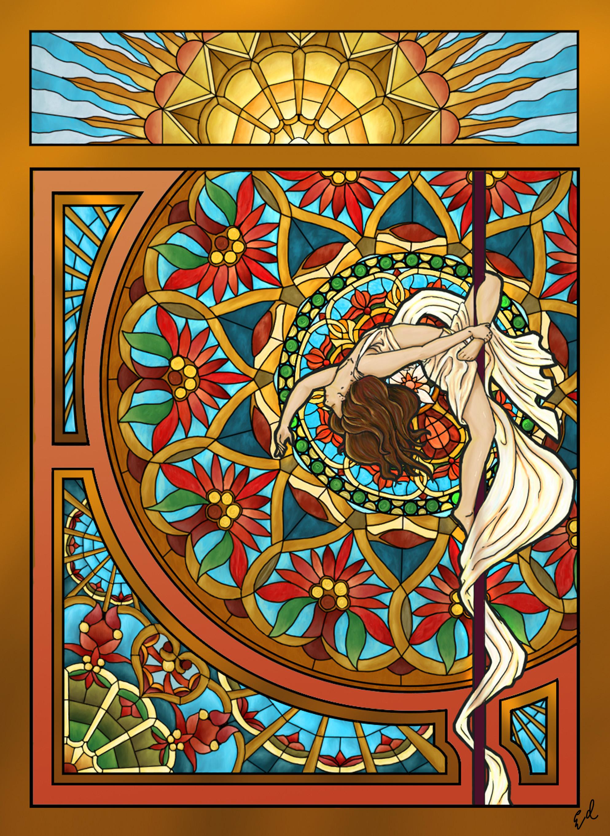 """""""Atalanta"""" by Erin I'nama"""