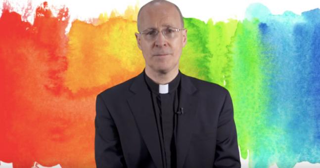 Father James Martin S.J.