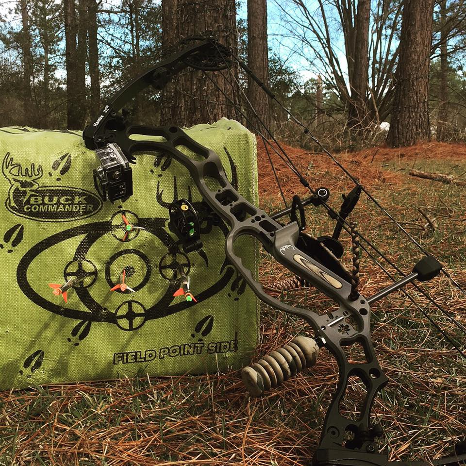 The highly efficient MX cams and Twin Flex limb technology kick this bow into overdrive.