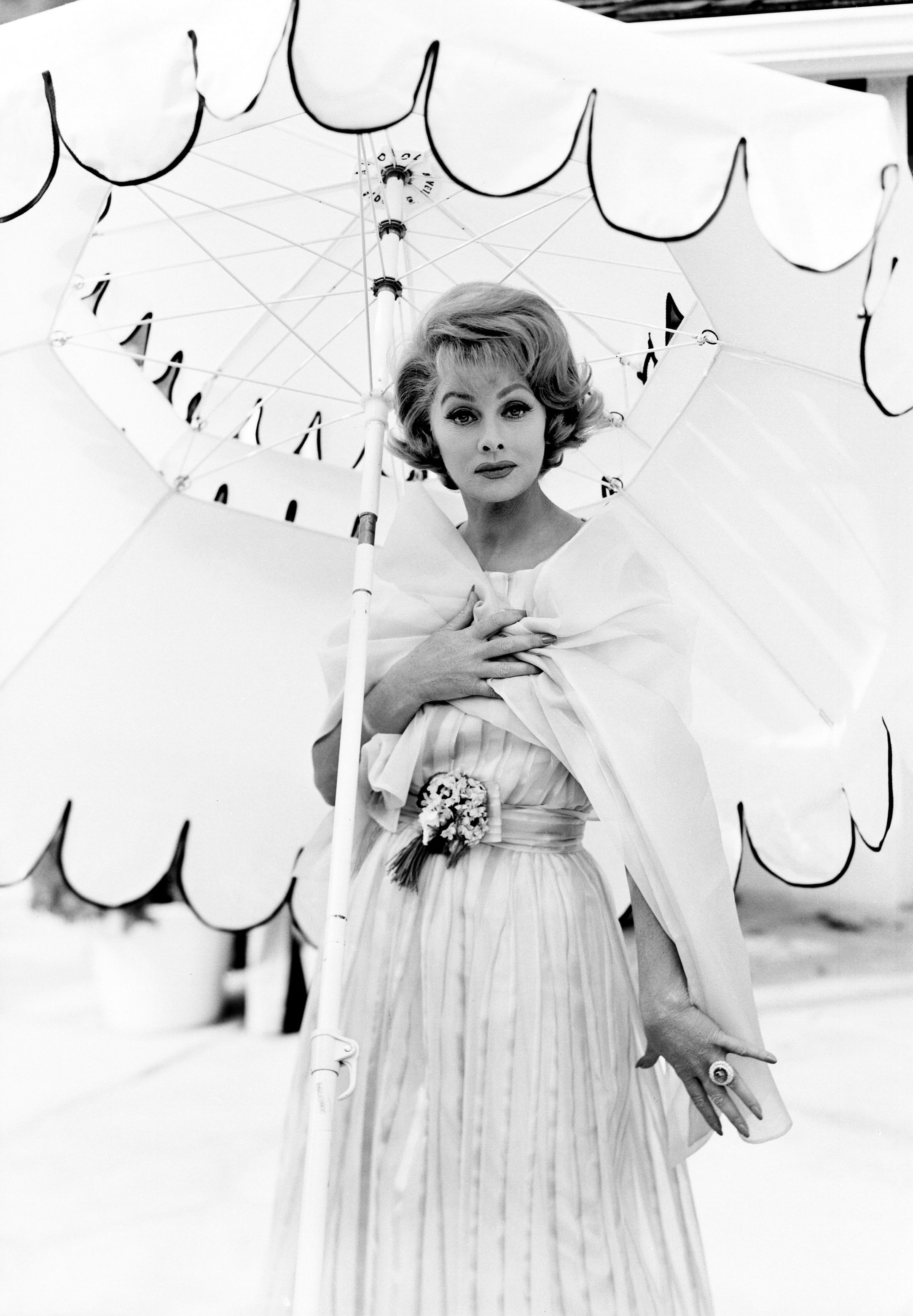 Lucille, October, 1965. Photo: Getty Images