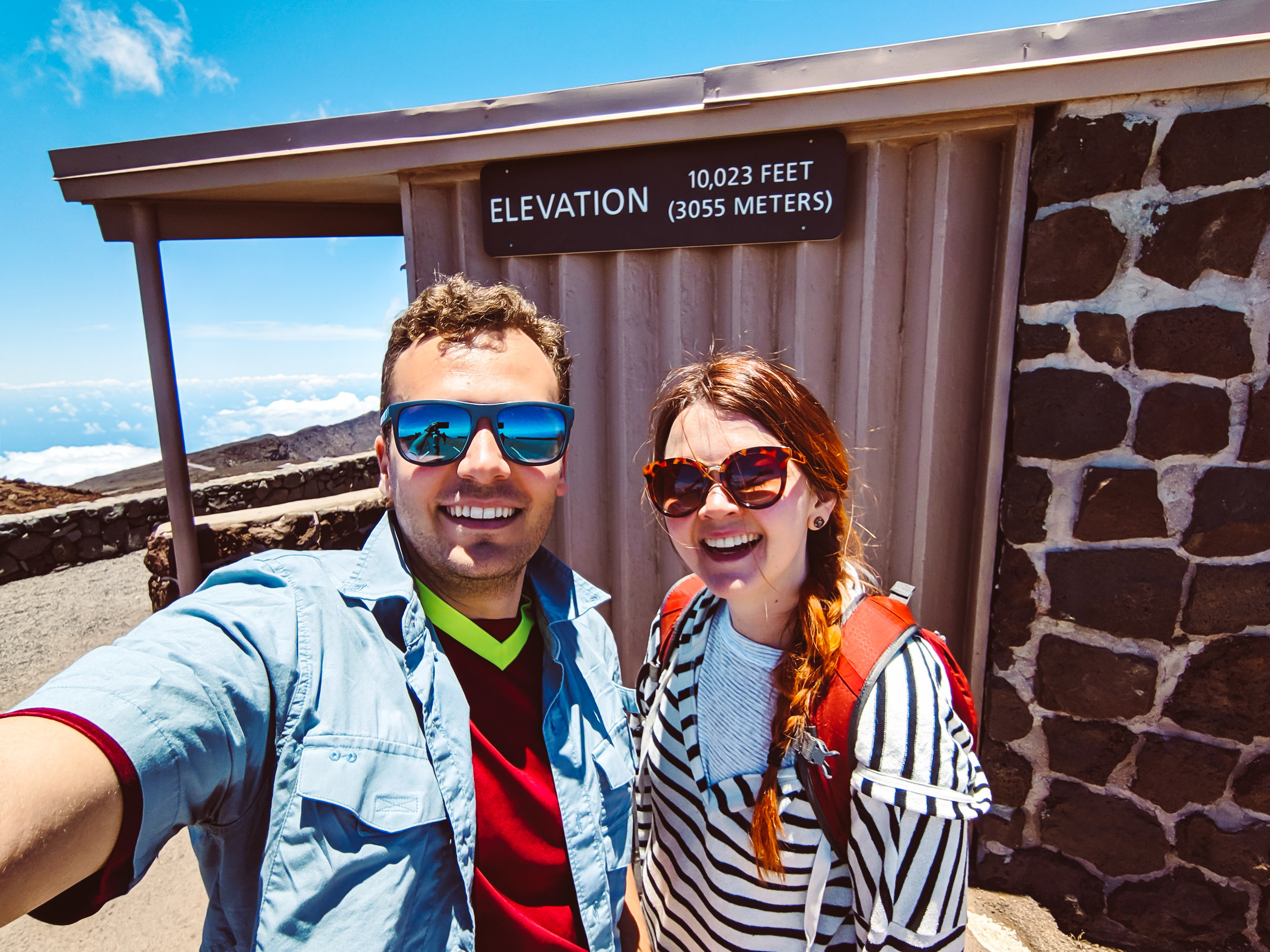 All of these photos are from our hike inside the Haleakala Crater in Maui. It was on this hike that I finally, finally decided on Explorer Month for the theme. :)