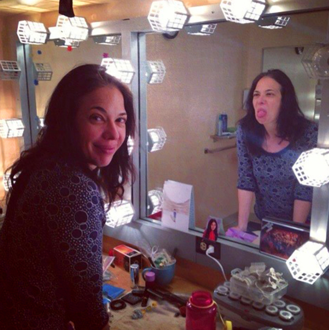 """Melinda Lopez, playwright of """"Mala"""""""