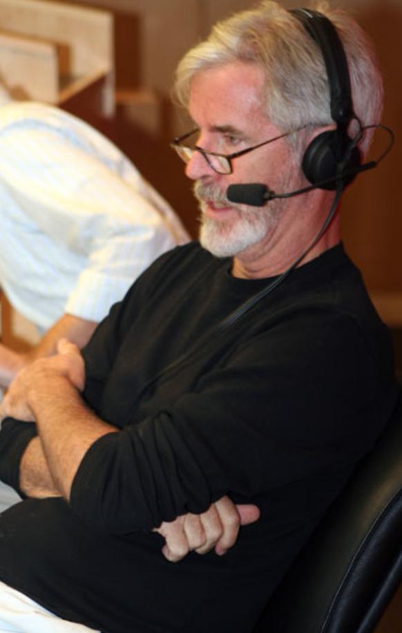 radio host Chris Lydon