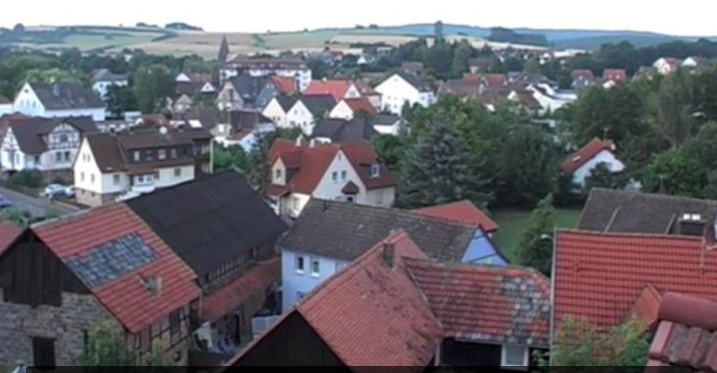 The town of Wetter, in Germany.