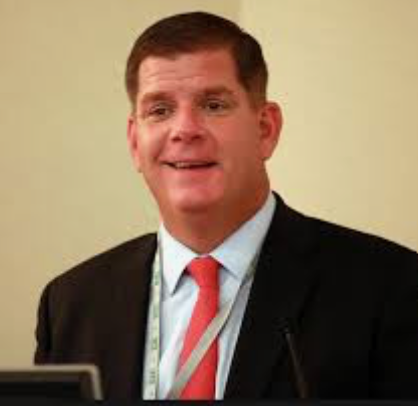 Mayor Marty Walsh, a committed library supporter, will receive the Bates Medal on June 7